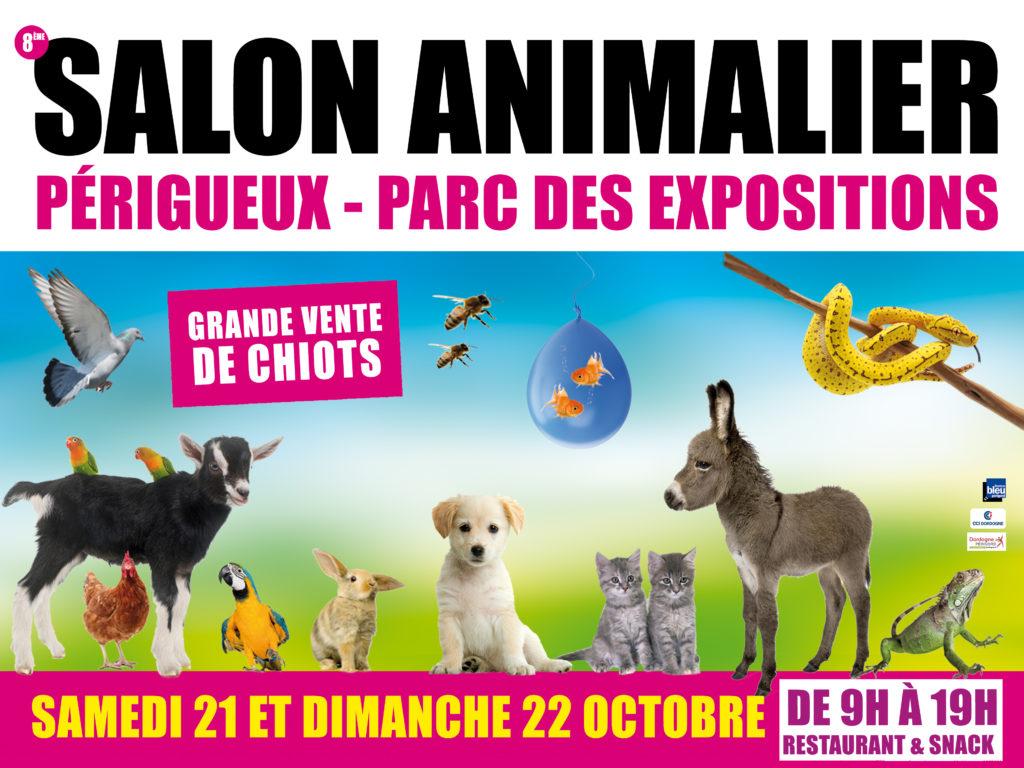 Salon animalier 2017 de p rigueux hotel p rigueux for Salon animaux 2017